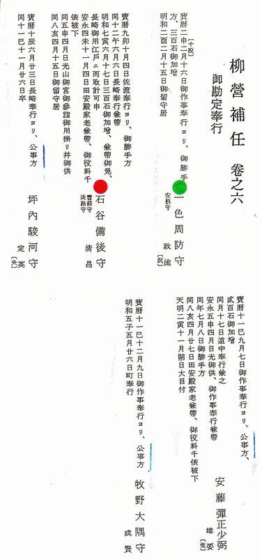 平蔵の五分(ごぶ)目紙(2): ...